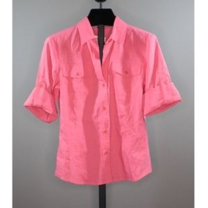 NEW! THEORY BUTTON UP TOP!